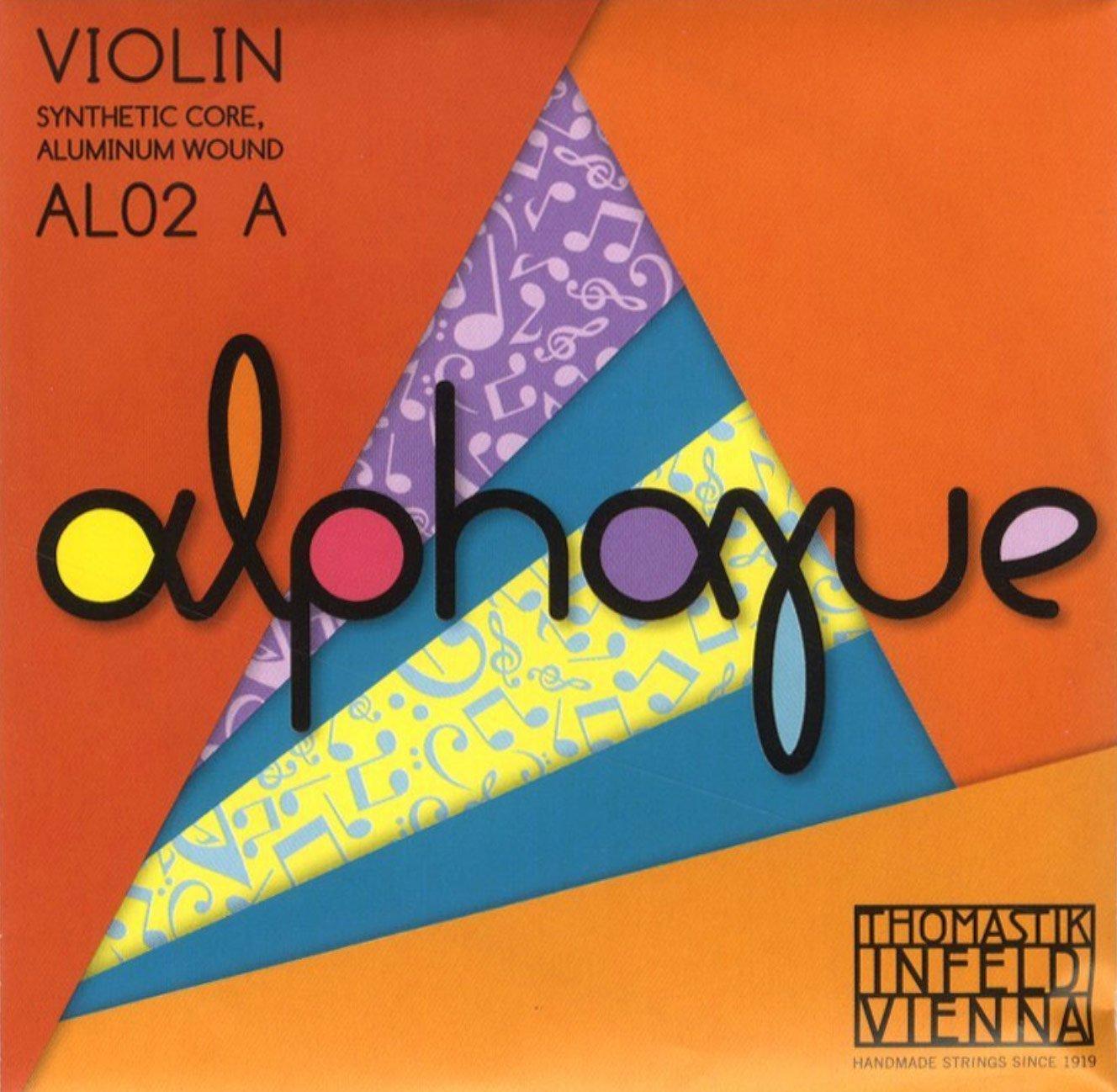 Violin String (A) | Thomastik Alphayue