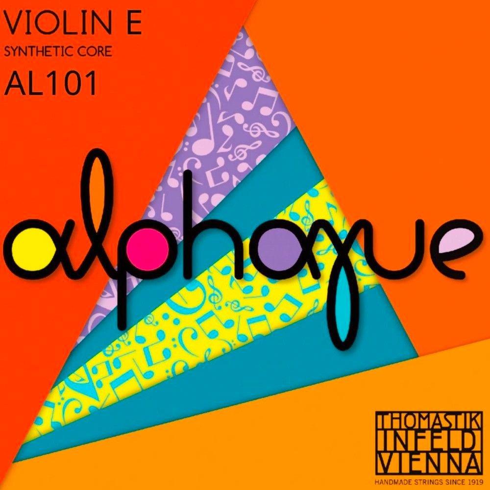 Violin String (E) | Thomastik Alphayue