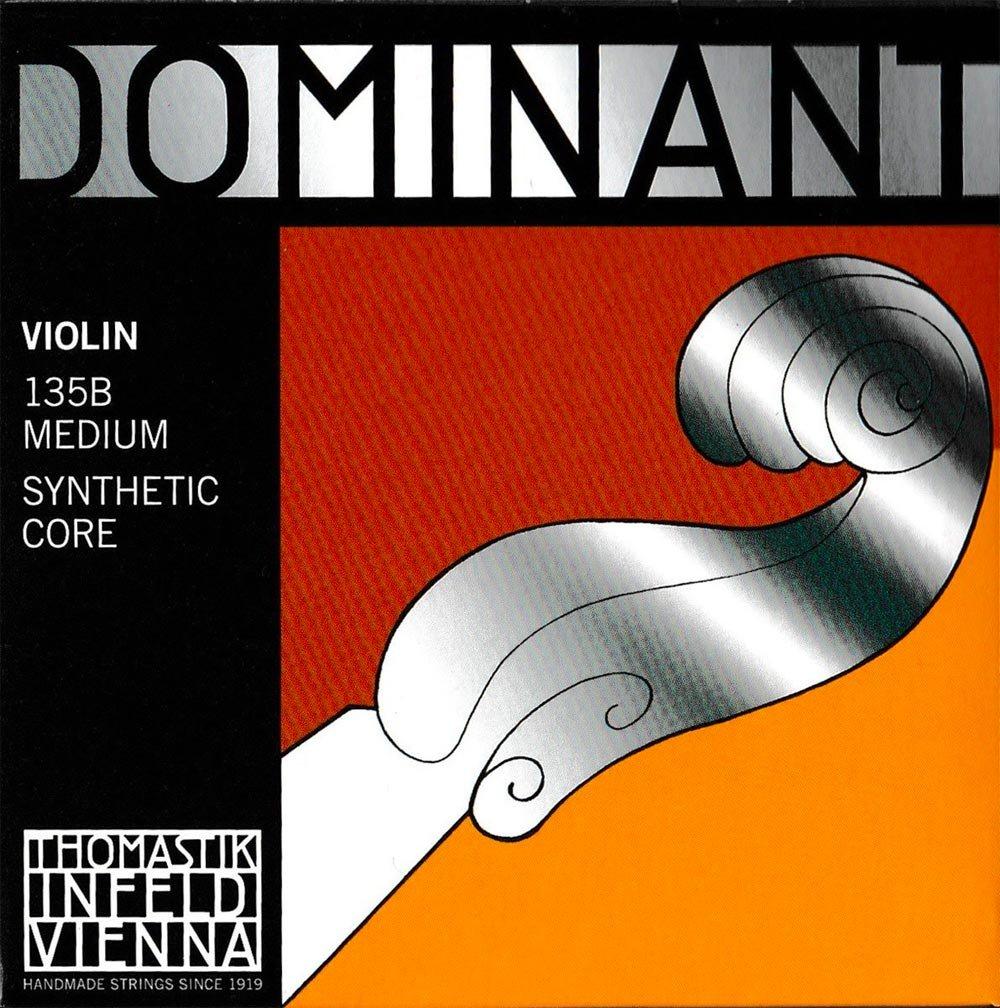 Thomastik Dominant 135B Violin String Set (Loop End)