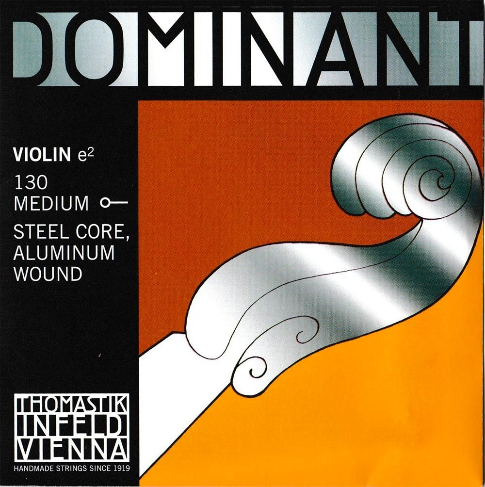 Thomastik Dominant 130 Violin E String (Ball End)