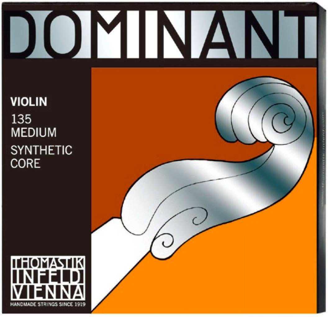 Thomastik Dominant 135 Violin String Set (Ball End)