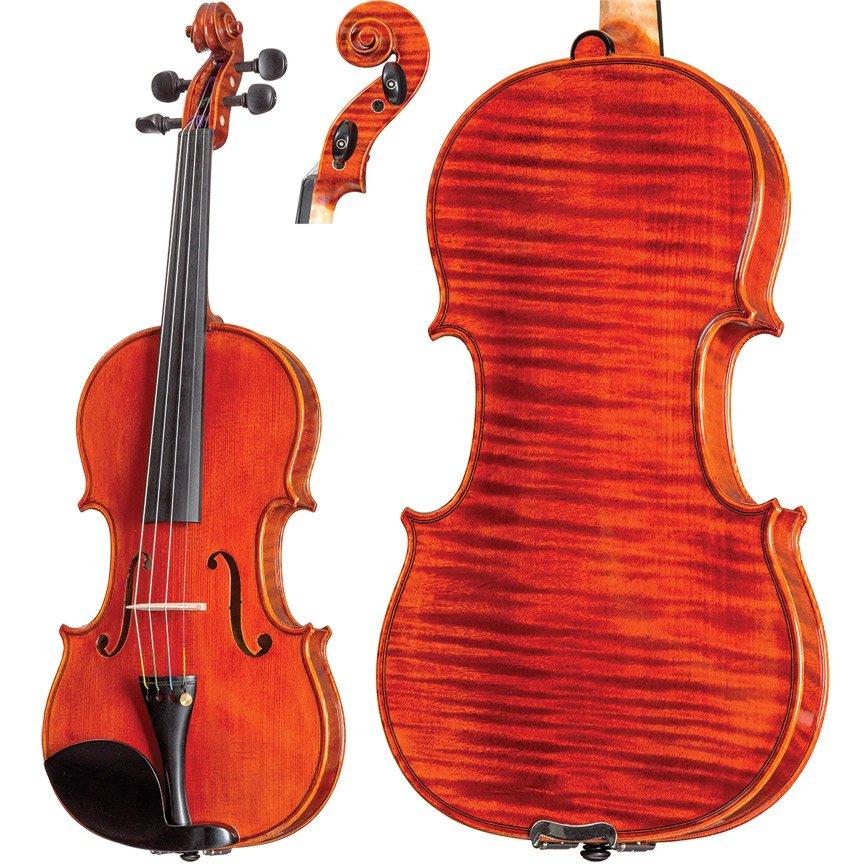 August F. Kohr 602 Violin