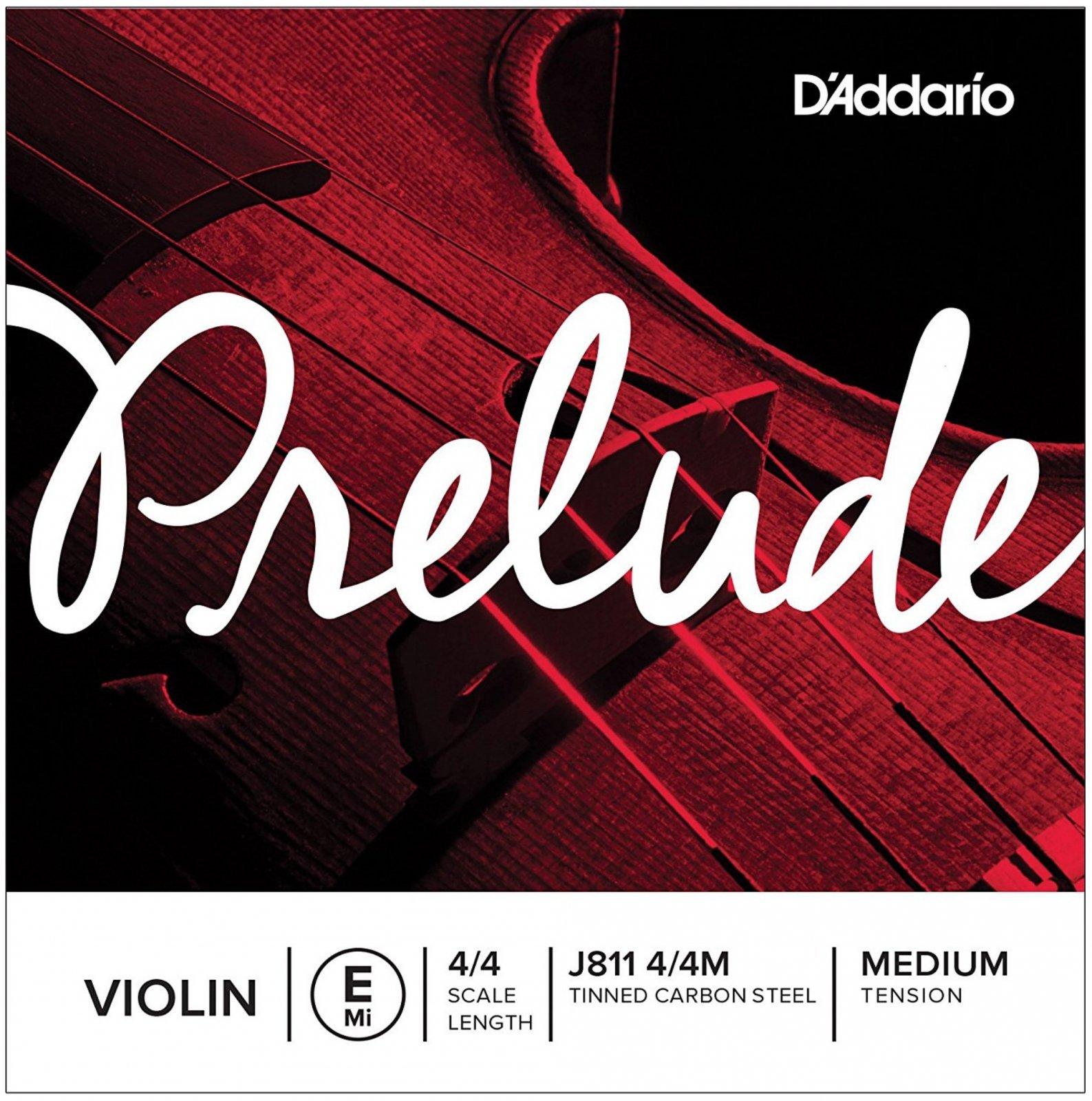Violin String (E)   D'Addario Prelude