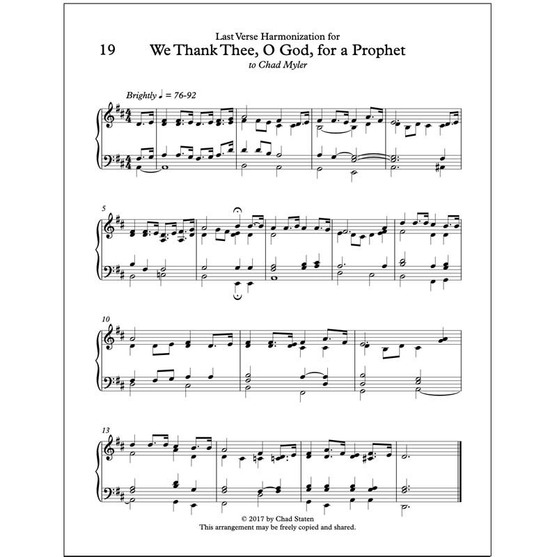 LDS Sacred Music