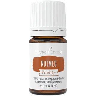 YL Nutmeg Vitality Essential Oil 5 ml