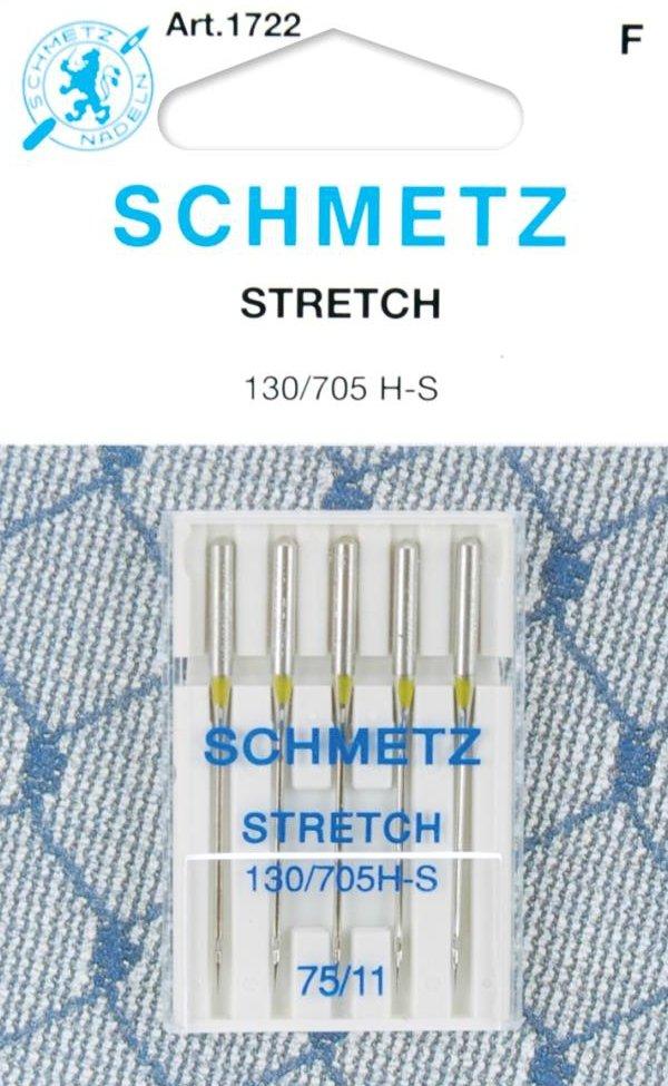 Machine Needles : Stretch