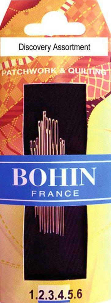 Handsewing Needles : Bohin Textile Arts - Variety