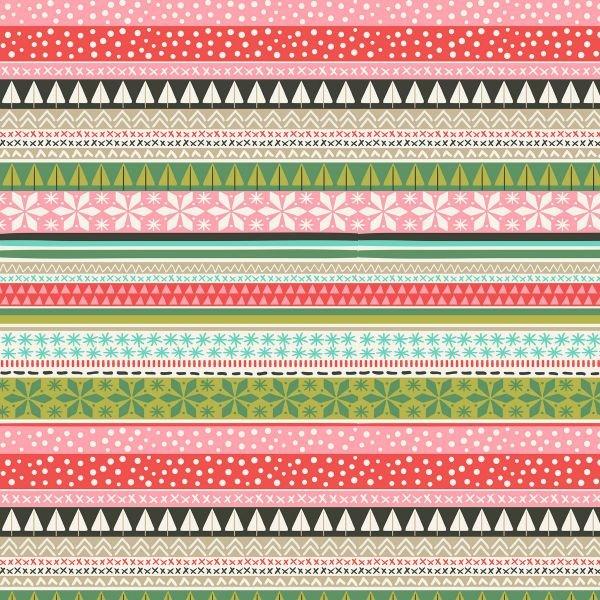 QC : Snugly Sweaters - Intarsia (Pink)