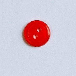 Button : Shirt Framed 2 Hole - 11mm