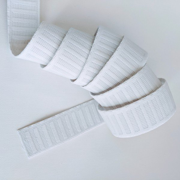 Non-Roll Elastic : By-the-Yd - 1.25