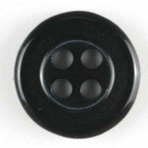 Button : Shirt Framed 4 Hole - 11mm