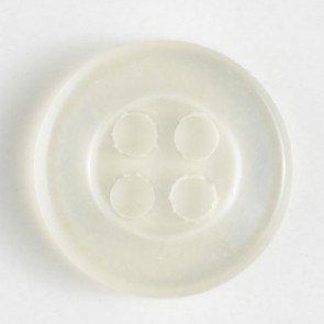 Button : Shirt Framed 4 Hole - 14mm
