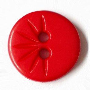 Button : Shirt Sunrise Design - 13mm