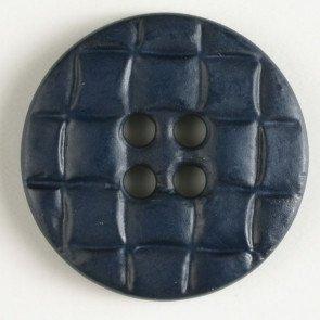 Button : Crosshatch - 20mm