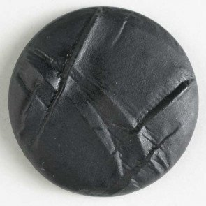 Button : Crinkle with Shank - 38mm