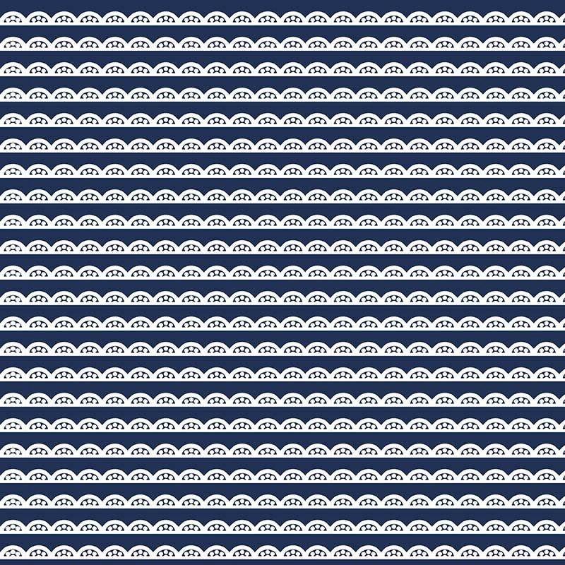 Knits : Idle Wild Lace (Blue)