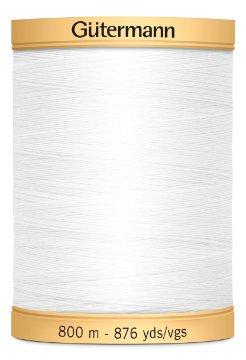 Thread : 100% Cotton - 800m