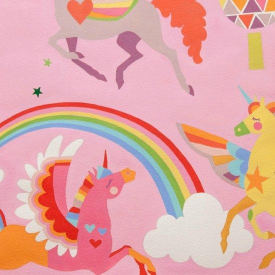 QC : Monkey's Bizness - Magic Rainbow Shine (Pink)