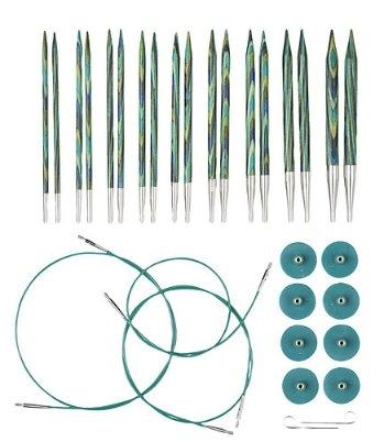 Interchangable Needle Set : 4-11 US