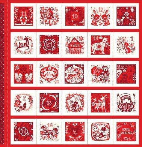 PANEL : Advent Calendar - Festive Magic