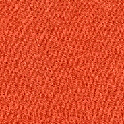 Brussels Washer : Linen/Rayon - Poppy