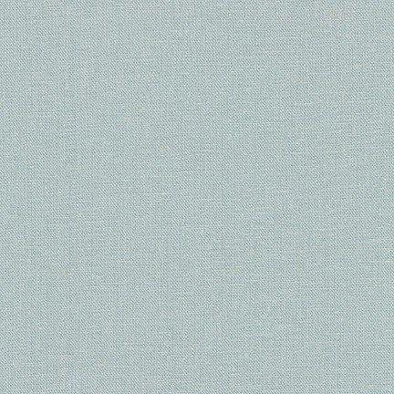 Brussels Washer : Linen/Rayon - Paris Blue