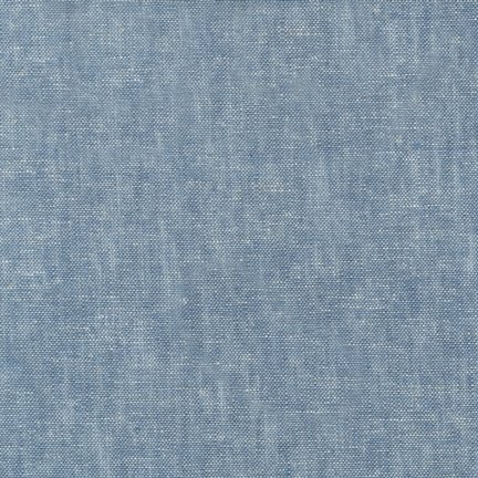 Brussels Washer : Linen/Rayon - Yarn Dyed Chambray