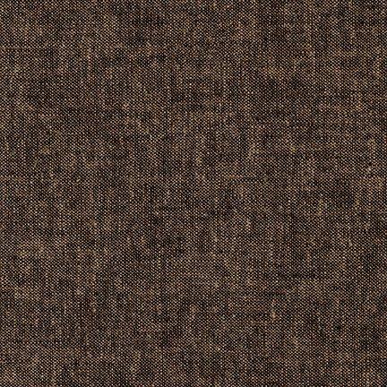 Brussels Washer : Linen/Rayon - Yarn Dyed Espresso