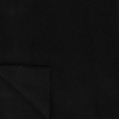 Sweatshirt Fleece : Birch Organic - Black