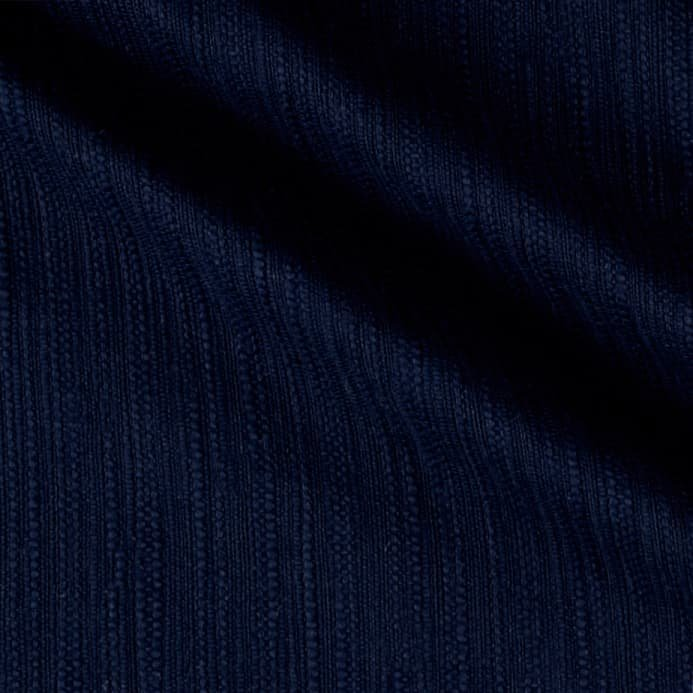 Textured Wovens : Boucle - Midnight