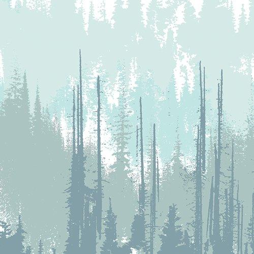 Canvas  :  Evergreens (Frozen)