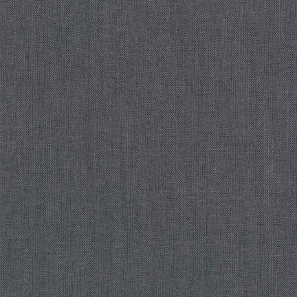 Brussels Washer : Linen/Rayon - Charcoal