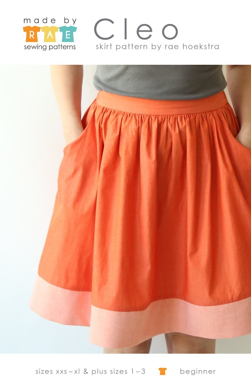Cleo Skirt Pattern