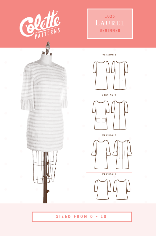 Laurel Dress Pattern