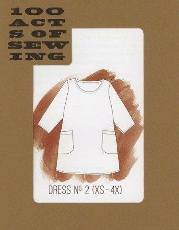 Dress No. 2 Pattern