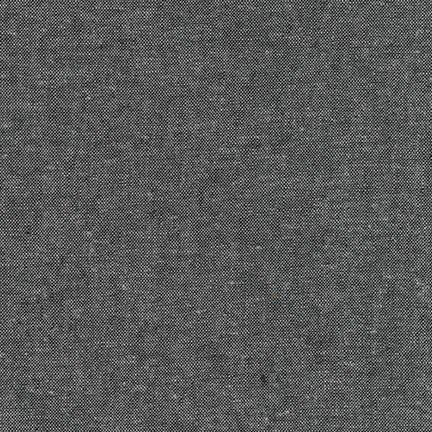 Essex : Yarn Dyed - Charcoal