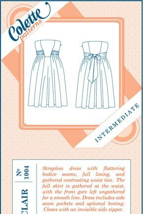 Eclair Dress Pattern