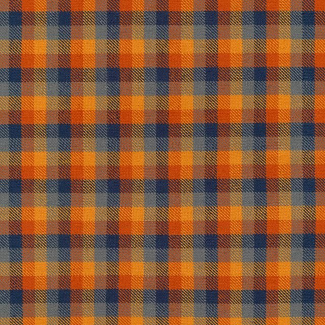 Grizzly : Woven Plaid - Sunset
