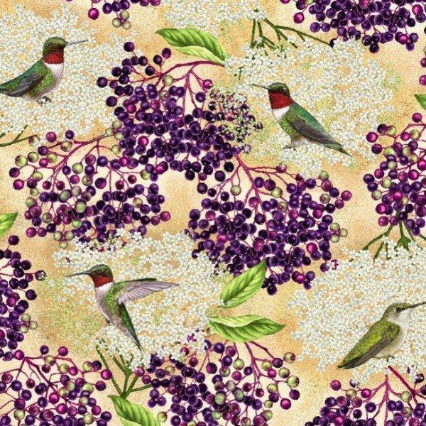 QC : Shop Hop 20 - Hummingbird & Elderberry
