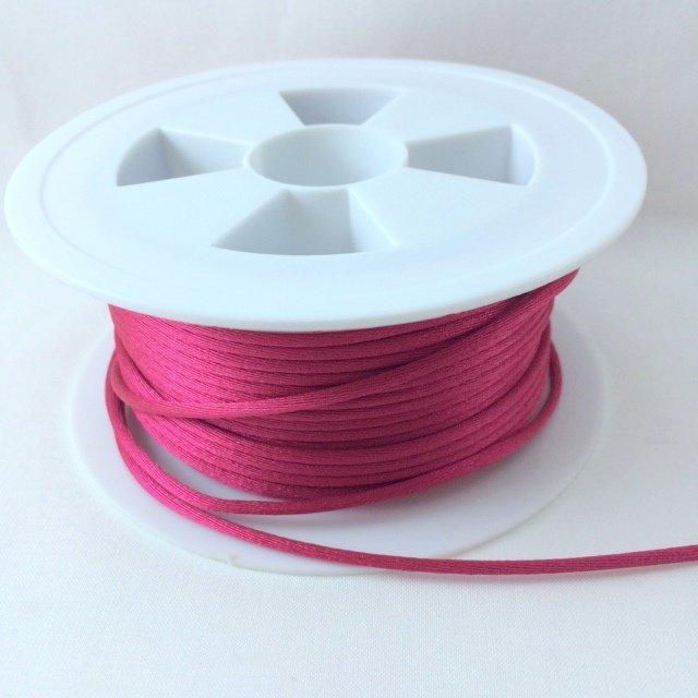 Rattail Satin Cord - 1/16 (2mm)