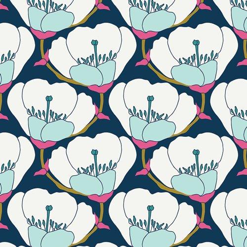 Knits : Nesting Blooms - Splendid