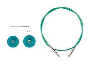 Interchangable Cables - Caspian Green