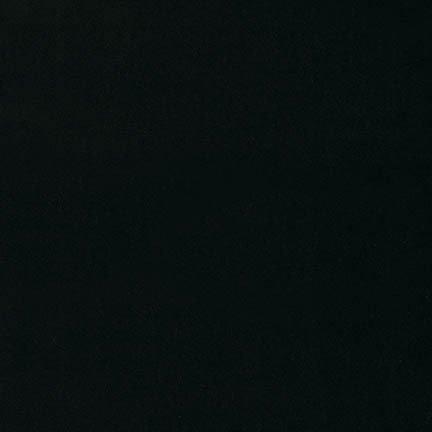Velveteen : 100% Cotton - Black