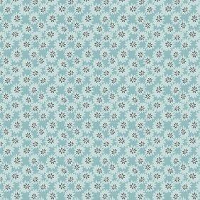 Lawn Print : Linen & Lawn LW6342 - Blue