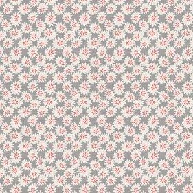Lawn Print : Linen & Lawn LW6342 - Gray