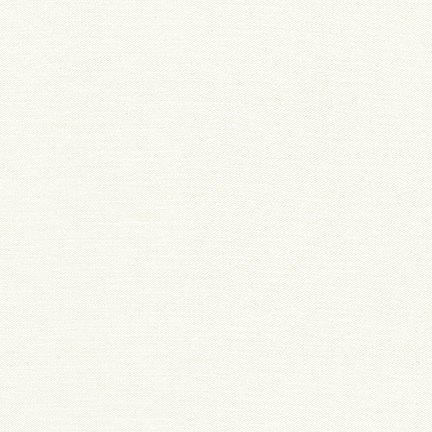 Rayon Solid : Milano Twill  (PFD White)