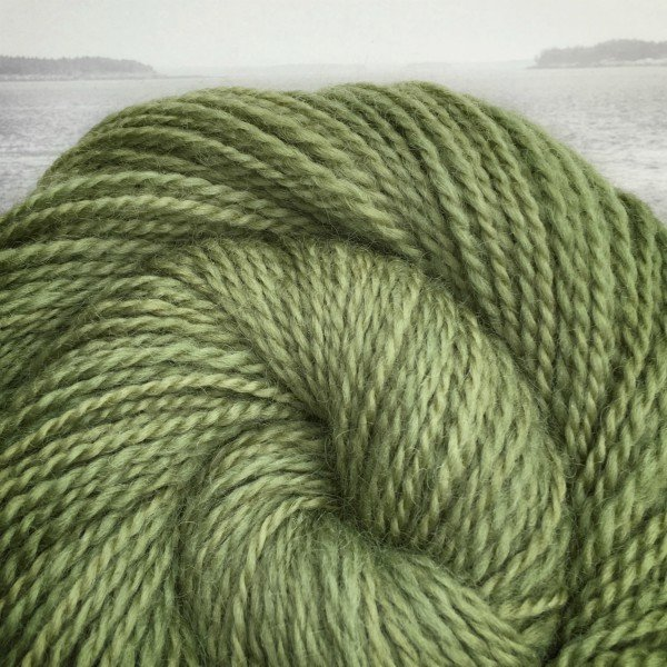 Nash Island LIGHT Yarn - Fern