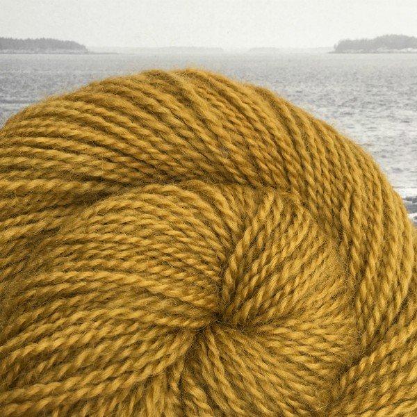 Nash Island LIGHT Yarn - Oak