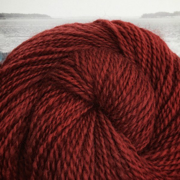 Nash Island LIGHT Yarn - Osier
