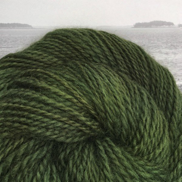 Nash Island LIGHT Yarn - Pine